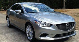 Mazda 6 silver УГОН
