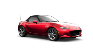 Обновленная Mazda MX-5 дебютировала в Великобритании