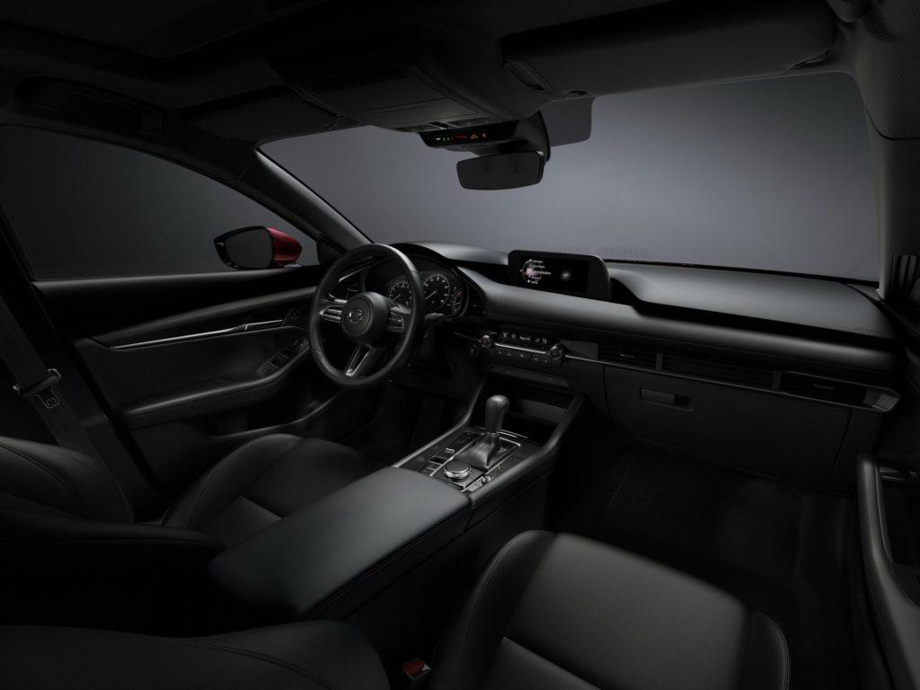 Mazda выпустит первый серийный электрокар в 2020 году