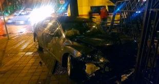 В Сочи женщина пострадала в ДТП из-за проехавшего на красный свет лихача