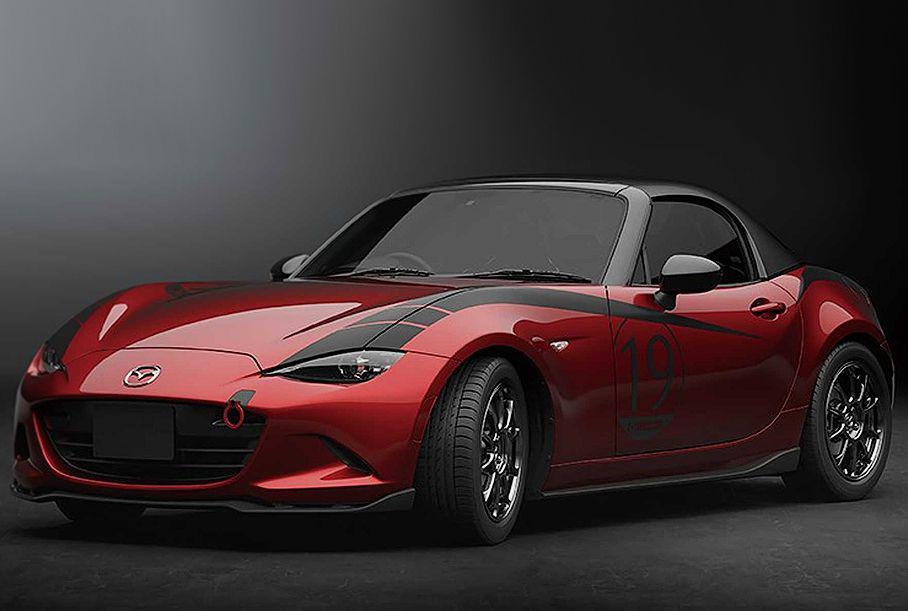 1 1 - Mazda MX-5 получит съемную крышу из карбона