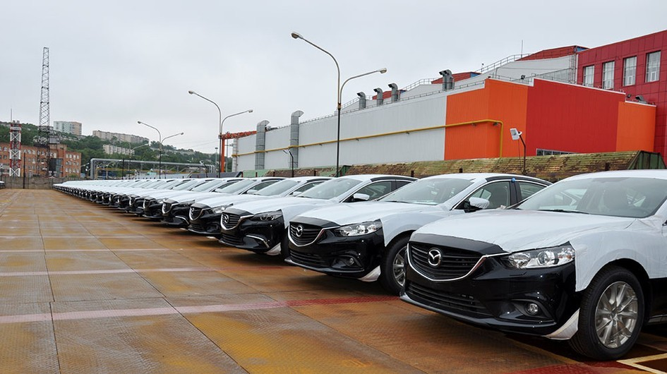 mazda sollers1 - Mazda Sollers оформила первые электронные ПТС