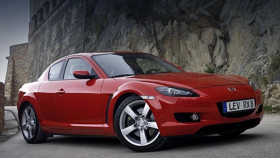 rx8 - Mazda отзывает в России более 2,8 тыс. автомобилей