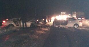 25233342.323516.2466 310x165 - В Подгоренском районе столкнулись Hyundai и Mazda: двое погибли, пятеро в больнице