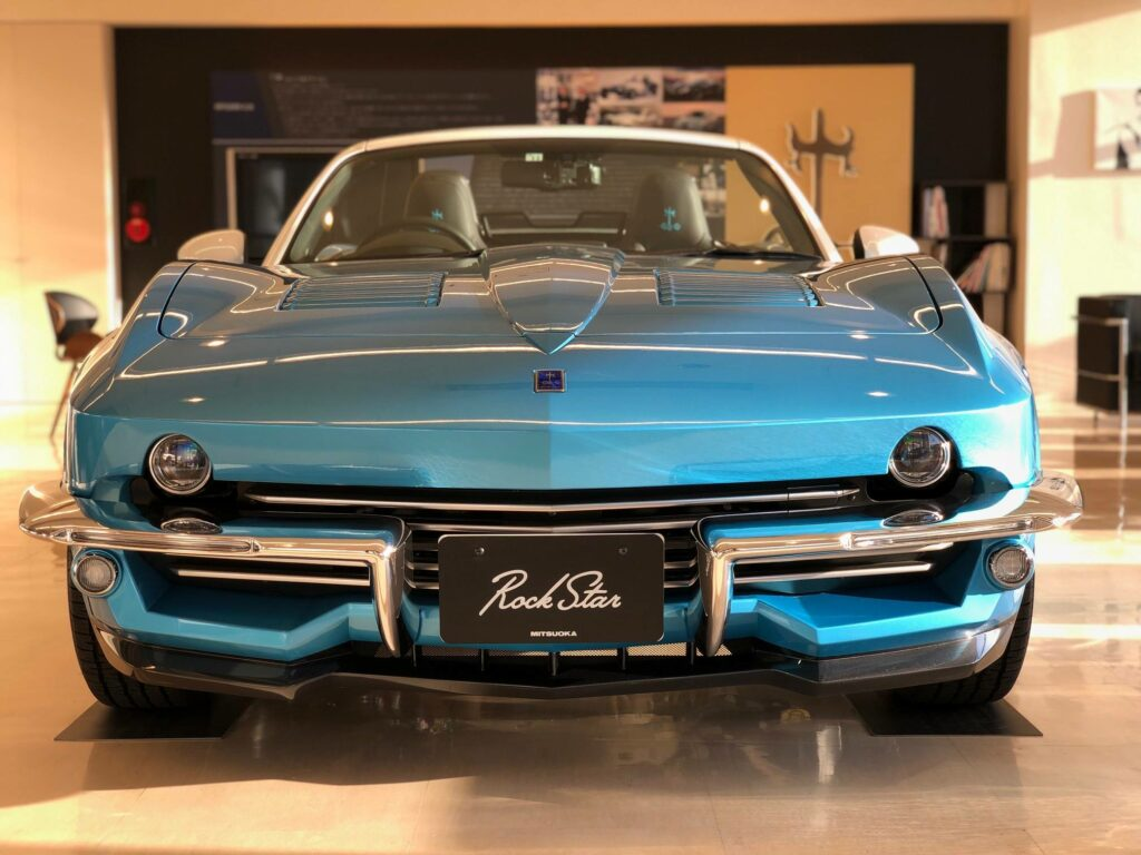 da6b4e99 mitsuoka roadster vette 13 1024x768 - Японцы не любят Американские авто, но они любят корвет