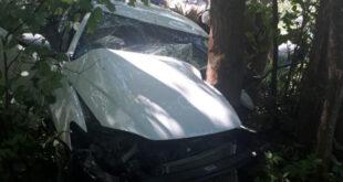 """img 57639 15601457245356 310x165 - В Чувашии """"Мазда"""" от удара вылетела в кювет: пострадали четверо"""