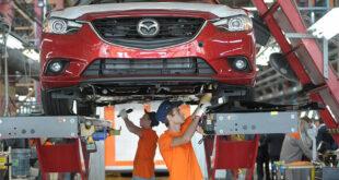 В Приморье начали серийно производить двигатели Mazda для поставок в Японию