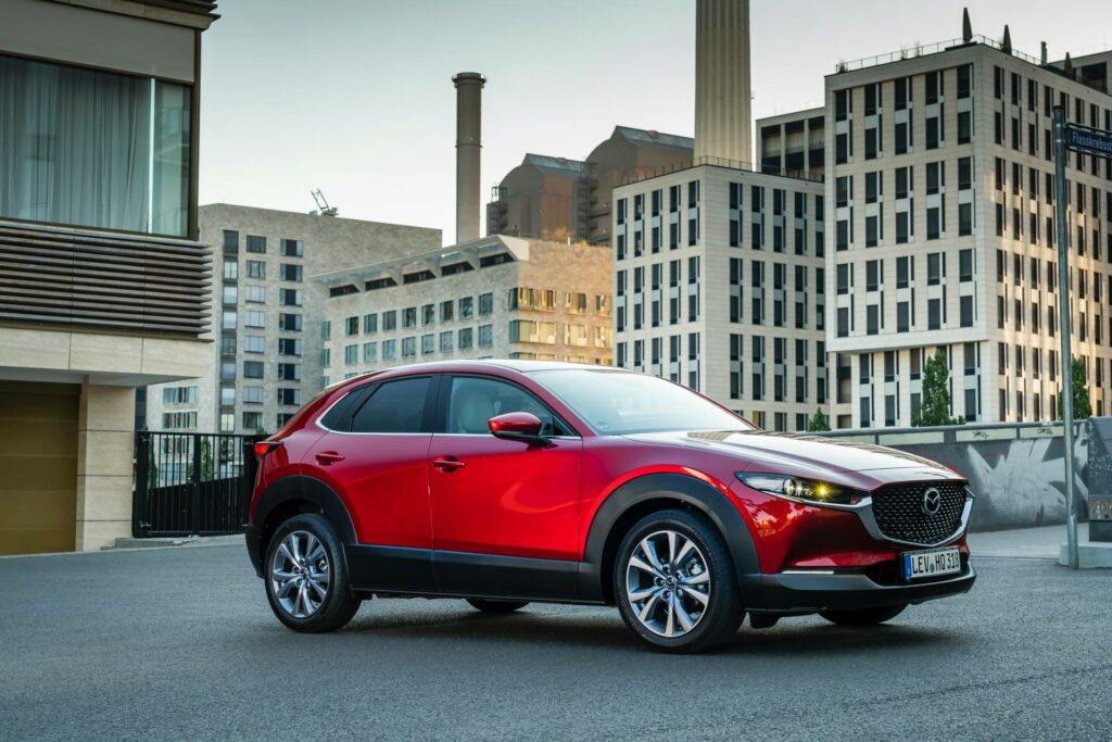 9f18a2f0 2020 mazda cx 30 exterior static shots 50 1024x683 - Mazda CX-30 для России: только один мотор