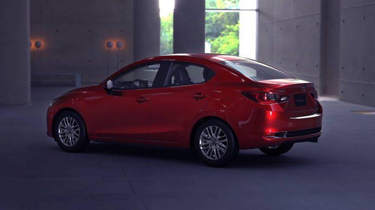 2020 mazda2 sedan mexico spec 4 768x430 - Дебют Mazda 2 в Мексике