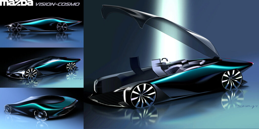 mazda vision cosmo 14 1024x512 - Mazda Vision-Cosmo