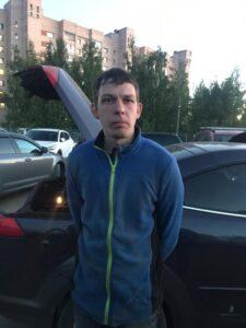 В Петербурге полицейские задержали автоугонщика