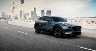 Mazda CX-30 2021 той же дорогой