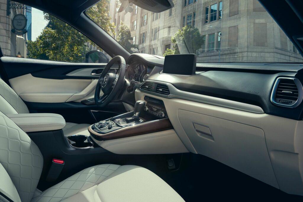 2021 mazda cx 9 2 1024x683 - Mazda CX-9 2021 - больше экран, еще больше