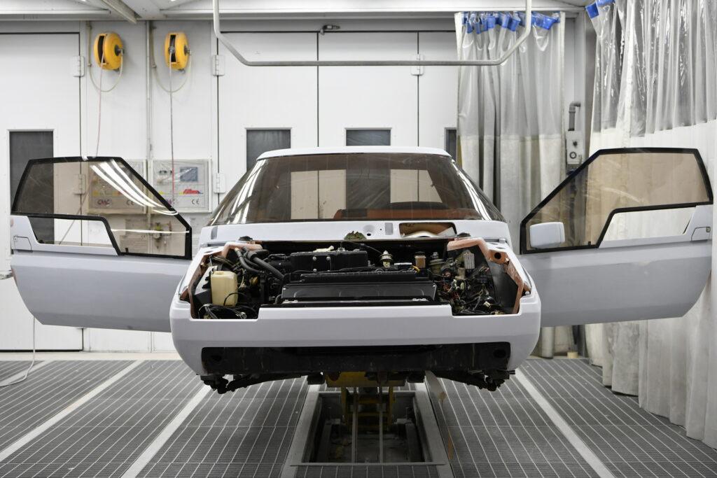 Mazda восстанавливает Bertone MX-81