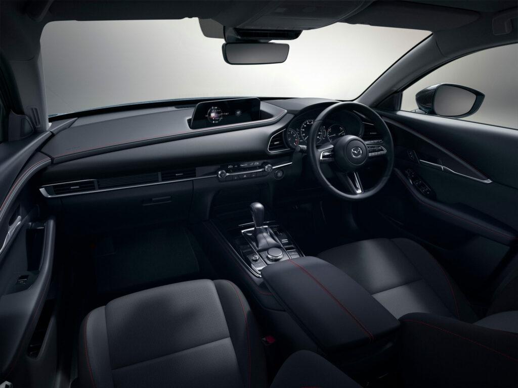Австралийские обновления Mazda 3 и CX-30